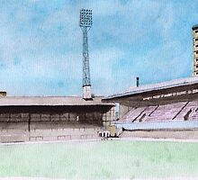 West Ham United - Upton Park/Boleyn Ground by sidfox
