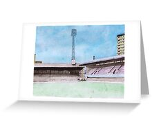 West Ham United - Upton Park/Boleyn Ground Greeting Card