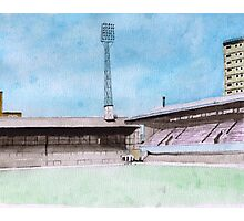 West Ham United - Upton Park/Boleyn Ground Photographic Print