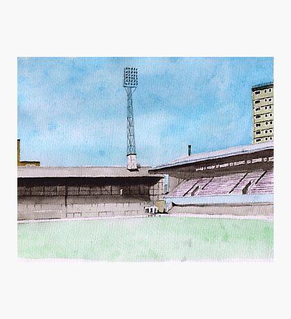 West Ham United - Upton Park/Boleyn Ground Photographic Print