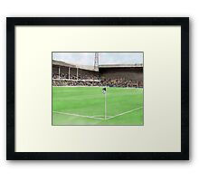 Leeds United - Elland Road Framed Print