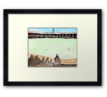 West Bromwich Albion - The Hawthorns Framed Print