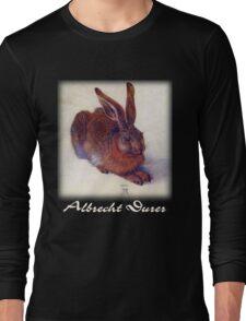 Albrecht Durer - Field Hare Long Sleeve T-Shirt