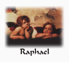 Raphael - Angels by William Martin