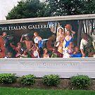 The Italian Galleries by Cora Wandel