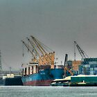 Offloading on the Duwamish by Sue Morgan
