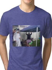 Beer Seik Tri-blend T-Shirt