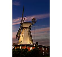 New Mill 1869 Photographic Print