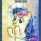 Poster: Bon Bon by kimjonggrill