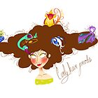 Curly Hair Probs by magykdisneyride