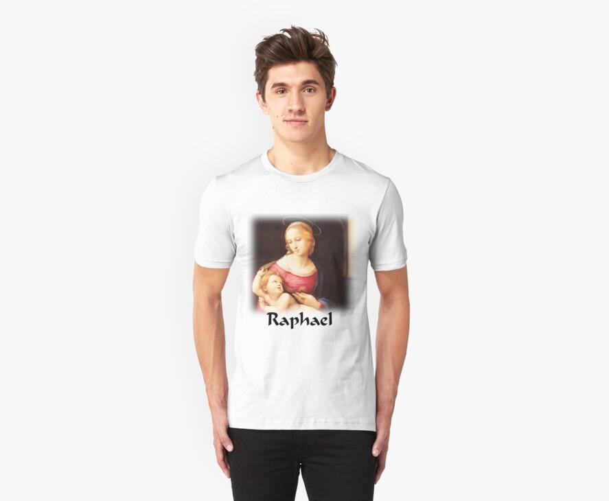 Raphael - Bridgewater Madonna by William Martin