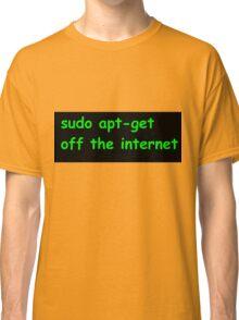 Sudo Classic T-Shirt