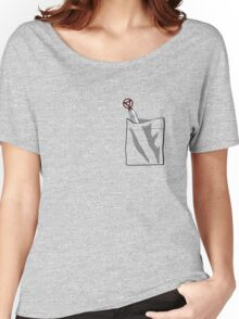 Sonic In My Pocket V.4 Women's Relaxed Fit T-Shirt