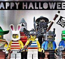 Halloween Card by bricksailboat
