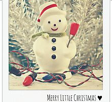 Merry Little Christmas ♥ by Hilary Walker