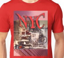 Garbage, NYC, NY Unisex T-Shirt