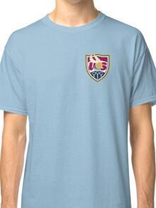 United States of America Quidditch Logo Small Classic T-Shirt