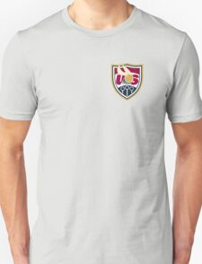 United States of America Quidditch Logo Small T-Shirt
