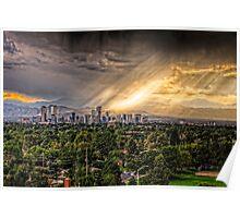 Denver storm Poster