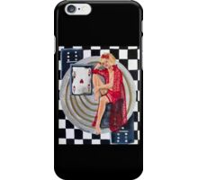 Lucky Lady iPhone Case/Skin