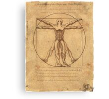 Octruvian Man Canvas Print