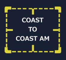 Coast to Coast AM of Interest by REDROCKETDINER