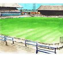 Oldham Athletic - Boundary Park Photographic Print