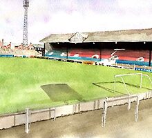 Leyton Orient - Brisbane Road by sidfox