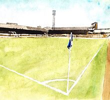 Millwall - The Den by sidfox