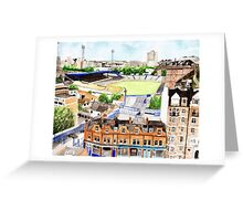 Chelsea - Stamford Bridge Greeting Card