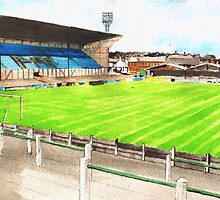 Tranmere Rovers - Prenton Park by sidfox