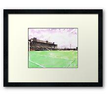 Carlisle United - Brunton Park Framed Print