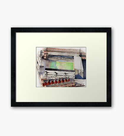 Everton - Goodison Park Framed Print