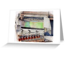 Everton - Goodison Park Greeting Card
