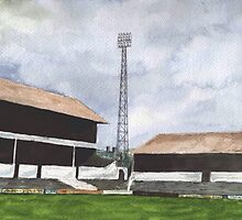 Tottenham Hotspur - White Hart Lane by sidfox