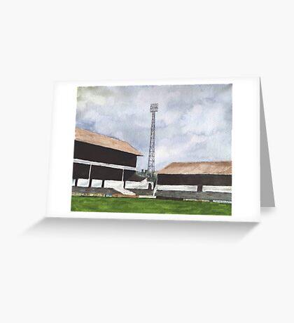 Tottenham Hotspur - White Hart Lane Greeting Card