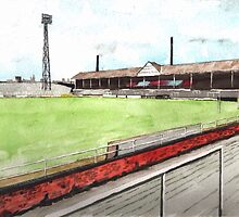 Notts County - Meadow Lane by sidfox