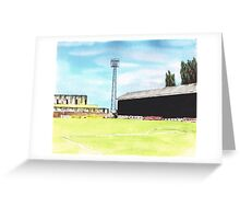 Bournemouth - Dean Court Greeting Card
