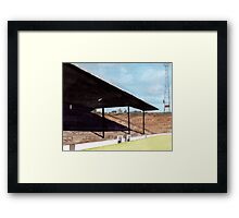 Burnley - Turf Moor Framed Print