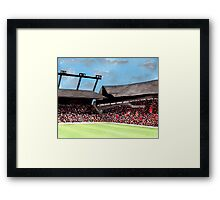 Liverpool - Anfield Framed Print