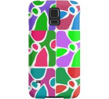 different colors Samsung Galaxy Case/Skin