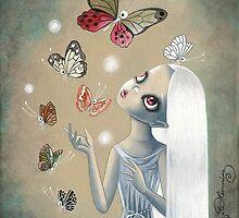 Monique by AngelArtiste
