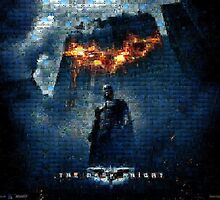 Mosaic: The Dark Knight by Mark Chandler