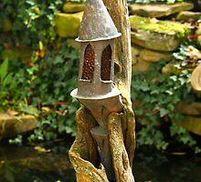 Garden Spire by Daniel Owens
