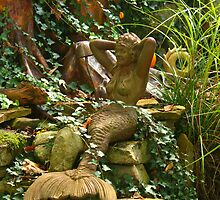 Garden Mermaid by Daniel Owens