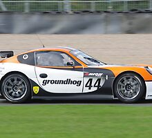 British GT 2013 Donington - #44 Ryan Ratcliffe / Rick parfitt Jnr - Optimum Ginetta G50 GT4 - Redgate to Hollywood by motapics