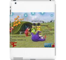 Tubbie Memers iPad Case/Skin