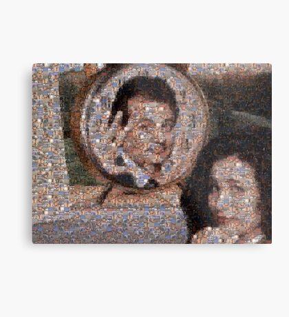 Mosaic: Groundhog Day Metal Print