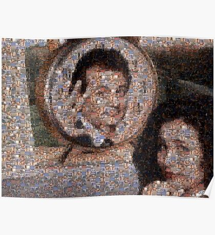 Mosaic: Groundhog Day Poster