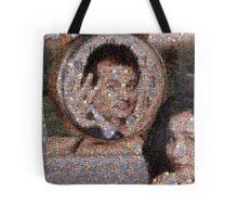 Mosaic: Groundhog Day Tote Bag